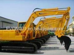 Slewing bearing for oversea excavator