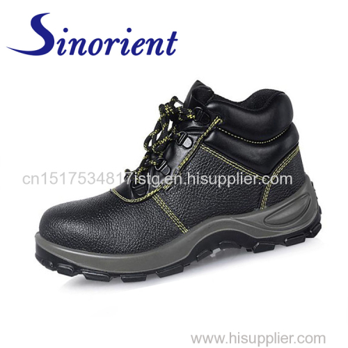 industrial safety men shoes with steel toe cap