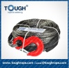TOUGH ROPE 12v synthetic small hand winch cable SUV all-terrain vehicle rope