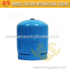 Good Price 2017 New LPG Gas Cylinders