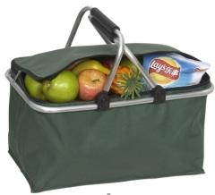Collapsible Shopping Folding Bag Large Capacity Market Baskets