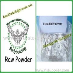 Sex Hormone Powder Estradiol valerate / EV For Steroid Estrogen CAS 979-32-8