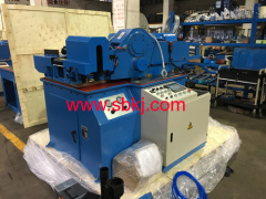 galvanised steel spiral ducting machine