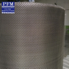 Stainless Steel Filtering Screens