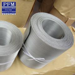 micron filtration extruder screen belt