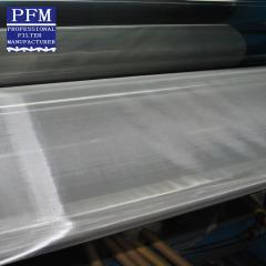 reverse dutch weave mesh