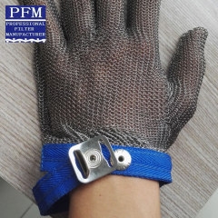 cut resistant metal mesh gloves