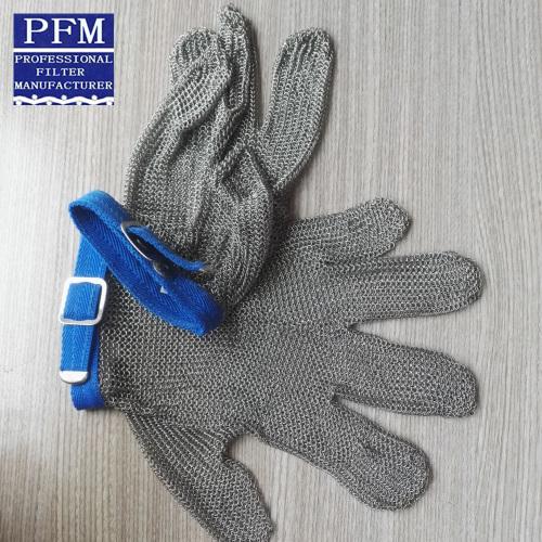 Chain Mail Protective Glove