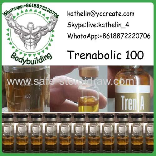 tren acetate 100 side effects
