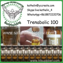 Steroid Injection Oil Trenabolic 100 Trenbolone Ace 100Mg/Ml For Bodybuilding