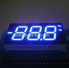 blue led display;customized led display;refriegerator led display
