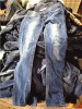Wholesale Clothing Unsorted Original Used Jean Pants