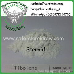 Steroid Hormone Powder Tibolone / Livial For Bodybuilding CAS 5630-53-5