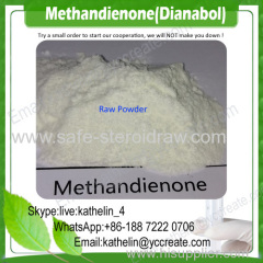 Bodybuilding Oral Injection Steroid D-bol/Dianabol/Methandrostenolone CAS 72-63-9