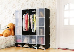 DIY PP Storage Cube Wardrobe