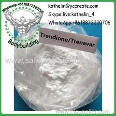 Prohormone Powder Estra-4 9 11-triene-3 17-dione / Trenavar / Trendione CAS: 4642-95-9