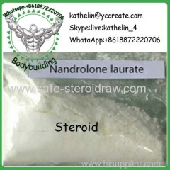 Steroid Raw Powder Nandrolone Laurate / Laurabolin For Bodybuilding CAS 26490-31-3