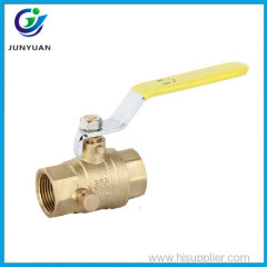 Factory suppliers exporters medium pressure brass mini ball valve