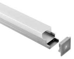 LED Aluminum Profile APL-1602