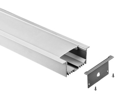 LED Aluminum Profile for ceiling APL-7032