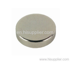 Disc Sintered Neodymium Magnets Mu-metal Magnetic Shield
