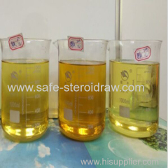 Yellow Oil Injectable Anabolics Steroid Blend Steroid Liquid Anomass 400mg / Ml for bodybuilding
