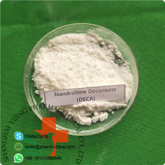 99% Purity Raw Deca Powder Nandrolone Decanoate Steroid Powder Source