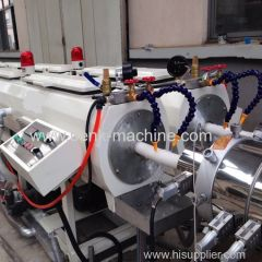PVC conduit pipe making machine price