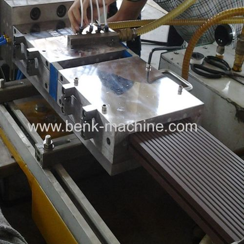 WPC extruder machine price