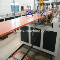 UPVC PVC window and door making machine
