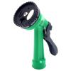 Plastic 4 way garden hose nozzle