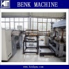 hdpe corrugated pipe making extrusion machine/line