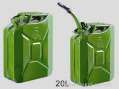 steel jerry can for automotive