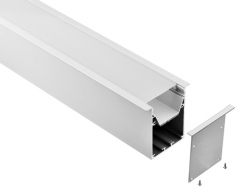 LED Aluminum Profile for ceiling APL-7075