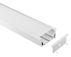 LED Aluminum Profile for ceiling APL-9135