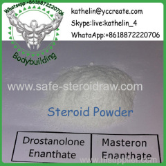 Steroid Hormone Powder Drostanolone Enanthate / Masteron Enanthate 472-61-145
