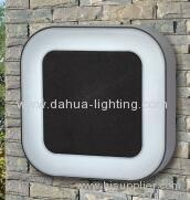 Aluminium outdoor wall lamp DH6101