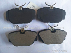 Brake pads for Land Rover-semi metallic material