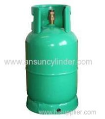 LPG Cylinder with Camping Burner Steel Household Gas Cylinder