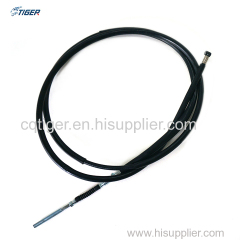 Motorcycle Steel Brake Cable Quality PVC Cloth for YAMAHA Motor