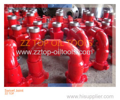 "3""x10000psi Fig 1502 Wellhead Swivel Joint"