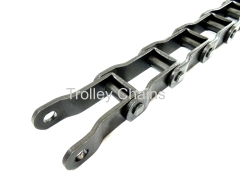 china manufacturer steel pintel chains supplier