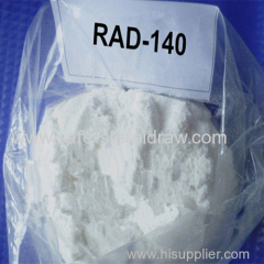 99% high purity RAD 140 SARMs Powder Chinese supplier for fat burning cutting cycle with safe shipping & factory price