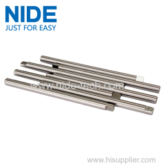 NIDE customized Precision cylindrical linear motor shaft