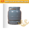 Africa LPG Gas Cylinder Gas Bottle for Household and Cooking