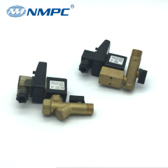 automatic drain air dryer machine water control solenoid valve with timer