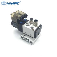 5 way manifold solenoid valve