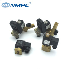 factory Direct Acting Timer Drain Solenoid valve 1/2'' normally close
