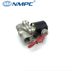 stainless steel solenoid water valves 2 ways