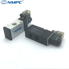 3 ways cnc machining solenoid valve